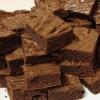 Brownies tout chocolat fondant