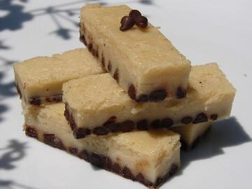 Clafoutis aux pépites de chocolat