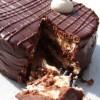 Gâteau meringue d'automne