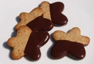 Délices d'épeautre aux châtaignes et au chocolat