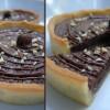 Tartelettes au chocolat et Nutella