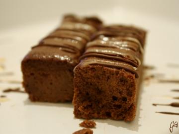 Le gâteau au chocolat mousseux de Laurence Salomon