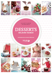 Livre Desserts des jours heureux
