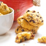 Cookies au potimarron