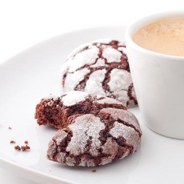 Biscuits craquelés de Martha Stewart