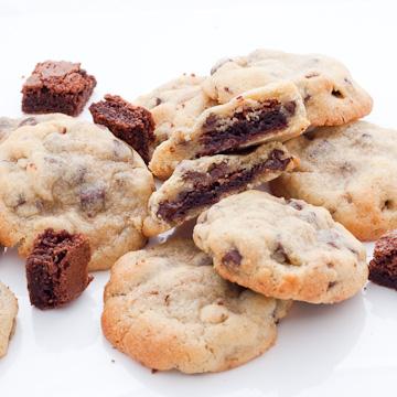 Pillow cookies