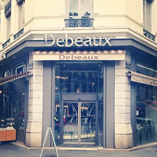 Debeaux à Lyon