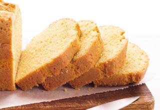 Cake au rhum et à la vanille